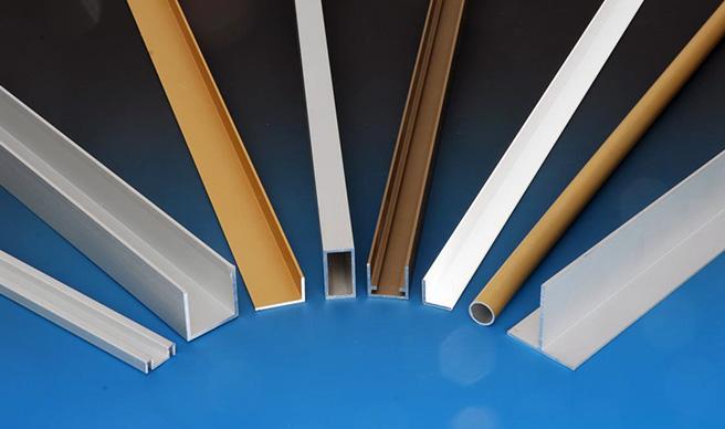 Semetal for Leroy merlin profili alluminio